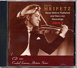 Jascha Heifetz - Donald Voorhees - Carmen Fantasie