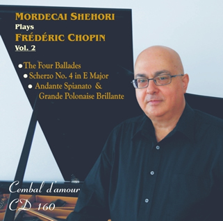 Shehori Plays Chopin