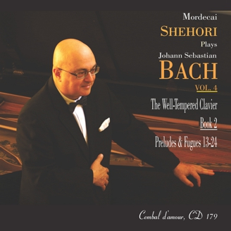 Shehori Plays Bach Vol 4
